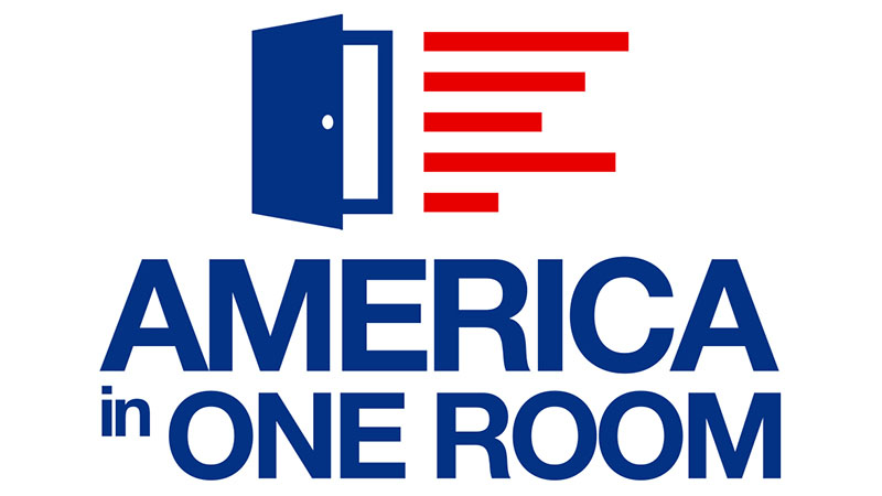 America in One Room logo