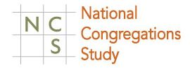 National Congregations Study